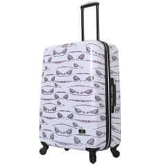 Mia Toro Cestovní kufr MIA TORO HALINA H1013/3-L