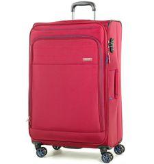 Rock Cestovní kufr ROCK TR-0162/3-L - červená