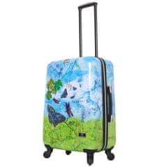Mia Toro Cestovní kufr MIA TORO HALINA H1007/3-M