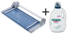 Dahle Řezačka Hobby kotoučová 507 A4 + Sanytol prací gel