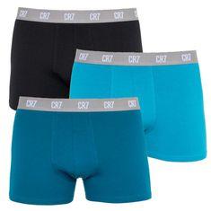 CR7 3PACK pánské boxerky vícebarevné (8100-49-2717)