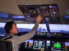 Allegria let na simulátoru v Boeingu 737 MAX