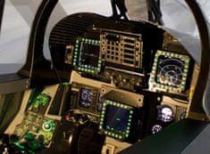 Allegria let na simulátoru stíhačky F/A-18 Hornet