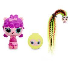 MGA Panenka Pop Pop Hair Surprise 3v1 Pops, PDQ