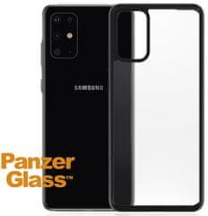 PanzerGlass Clear Case maska za Samsung Galaxy S20+, crna