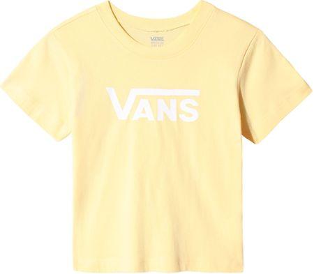 Vans lány póló, S, sárga