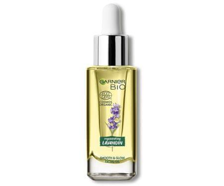 Garnier Bio Anti-age olje za obraz, 30 ml
