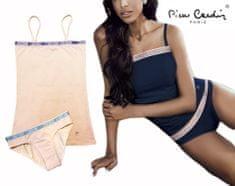 Pierre Cardin komplet (tielko+nohavičky) - marhuľová