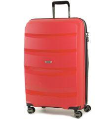 Rock Cestovní kufr ROCK TR-0174/3-L PP - červená