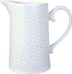 Lene Bjerre Dzbanek ceramiczny ABELLA, niebieski