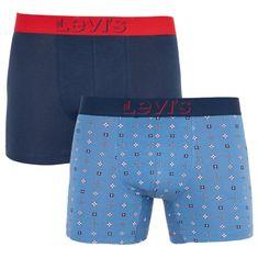 Levi's 2PACK pánske boxerky viacfarebné (905032001 003)