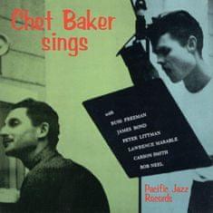 Baker Chet: Chet Baker Sings - LP
