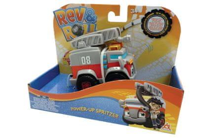 Rev-Roll Power Up Spritzer avtomobil, na baterije (ŠK.38333)