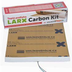 LARX Carbon Kit topná fólie, šířka 0,5 m, délka 1,6 m