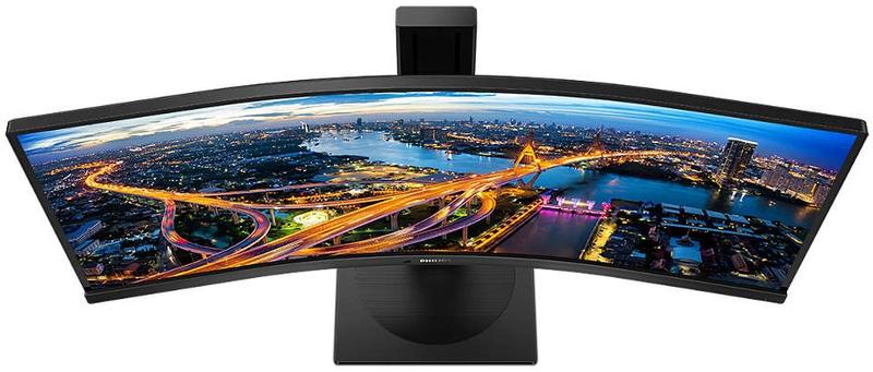 herní monitor Philips 346B1C (346B1C/00) zakřivení 1500r vysoké rozlišení