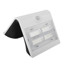 Immax Vonkajšie solárne LED osvetlenie s čidlom 3.2W, biela