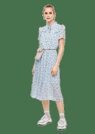 Q/S designed by női ruha 41.003.82.2525 38 kék