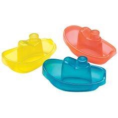 Playgo Playgro Zábavné lodičky do kúpeľa 3ks