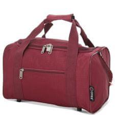 Cestovní taška CITIES 611 - vínová