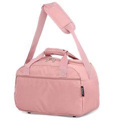 Aerolite Cestovní taška AEROLITE 615 - růžová