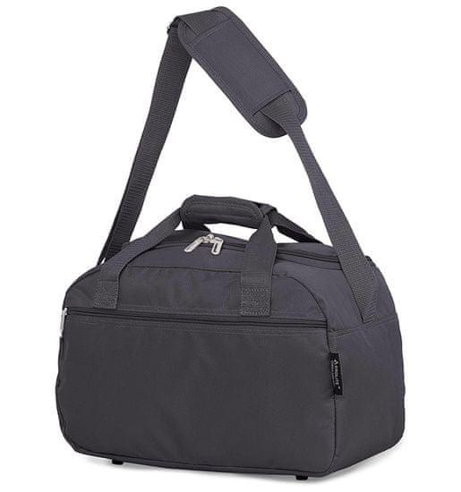 Aerolite Cestovní taška AEROLITE 615 - šedá