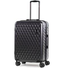Rock Cestovní kufr ROCK TR-0192/3-M ABS/PC - charcoal
