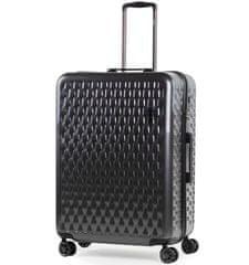 Rock Cestovní kufr ROCK TR-0192/3-L ABS/PC - charcoal