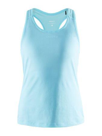 Craft ADV Essence Singlet ženski top, XS, svetlo moder