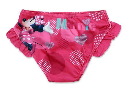 """SETINO Dekliške hlače za kopalke """"Minnie Mouse """" - fuksije - 104 / 3–4 leta"""