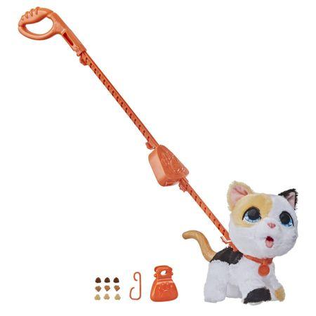 FurReal Friends Duży kotek Poopalots