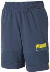 Puma kratke hlače za dječake Alpha Jersey Shorts B Dark Denim