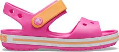 Crocs Dětské sandály Crocs CROCBAND mentolově zelená