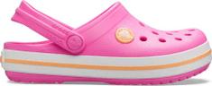 Crocs Dětské boty Crocs CROCBAND Clog K růžová/oranžová