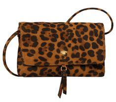 Tom Tailor kabelka Luna Flap bag 26035 hnedá