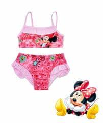 """SETINO Lány kétrészes fürdőruha """"Minnie egér"""" - rózsaszín"""