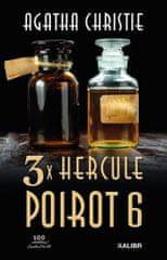 Christie Agatha: 3x Hercule Poirot 6