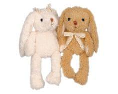 Bukowski Bukowski BABY CALLE holčička - zajíc střední (18cm) hnědý