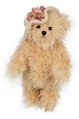 Bukowski Bukowski ANNA SZ medvídek kloubový, s kloboučkem (25 cm)