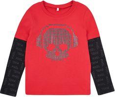 Garnamama Koszulka dziecicęca Pixel