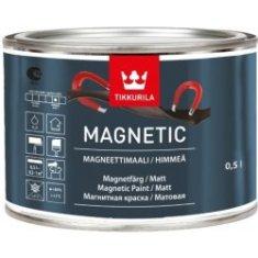 Tikkurila MAGNETIC (Interiérová magnetická barva) 0,5L