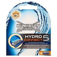 Wilkinson 7002022E Hydro Connect5 Blades 4´s