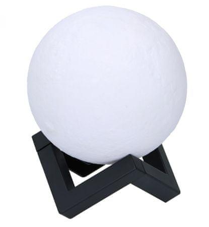 GRUNDIG Lámpa Hold dizájnnal, 12 cm, RGB színek