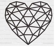 EWA ECO-WOOD-ART Nástěnné puzzle Srdce
