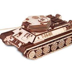 EWA ECO-WOOD-ART Tank T-34-85
