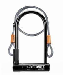 Kryptonite Keeper 12 Standard U-brava + kabel + nosač