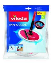 VILEDA Nakładka na mopa Spin & Clean