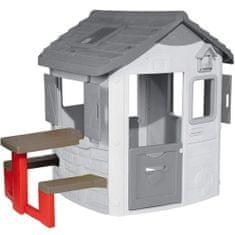 Smoby Stol za piknik s klupom za kućicu