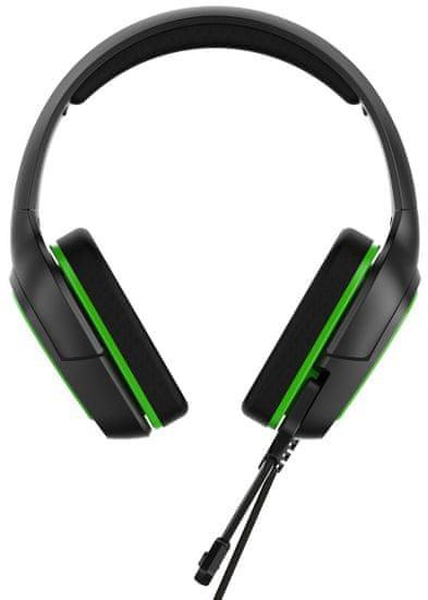 Ipega iPega PG-R006 Gaming headset s mikrofónom, zelený (EU Blister) 2450785