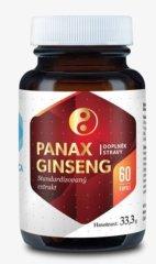 Hepatica Panax Ginseng 60 kapslí