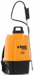 VOLPI Akumulátorový zádový postřikovač V.Black Elektron (12l)